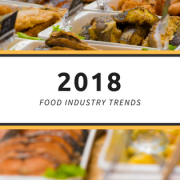 2018 Food Industry Trends